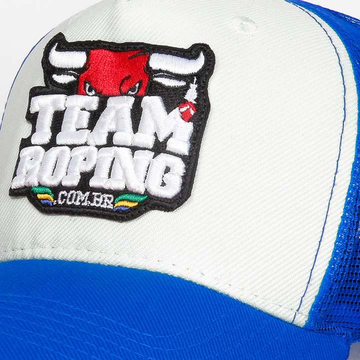 Boné Team Roping Brasil – 53 – Team Roping Brasil 01d9396be9f